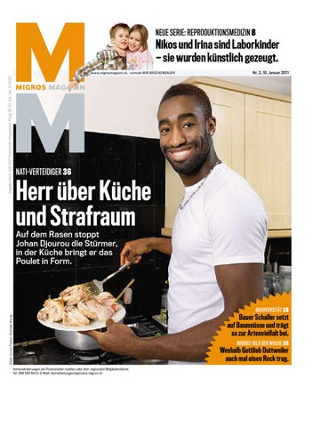 Migros Magazin 02 2011 d ZH by Migros-Genossenschafts-Bund - issuu