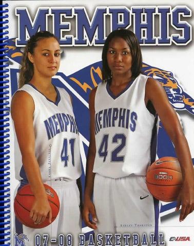 0127f0820 2007-08 Memphis Men s Basketball Media Guide by University of Memphis  Athletic Media Relations - issuu