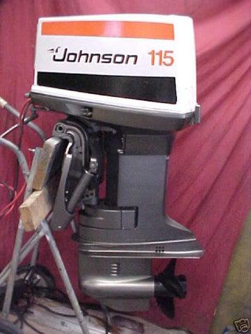 1975 - JOHNSON 115hp Outboard Restoration by Liquid Nirvana - issuu