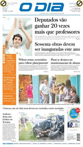 Jornal O DIA by Jornal O Dia - issuu 5379720dcc
