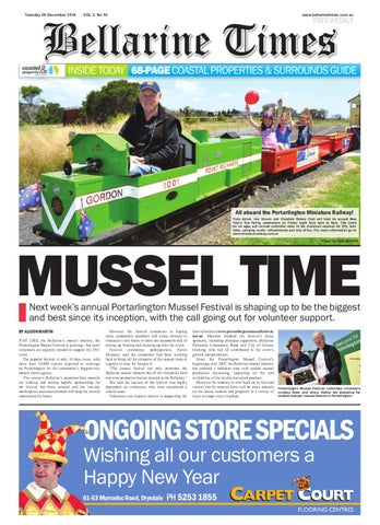 Bellarine Times Dec 28 by Surf Coast News Australia Pty Ltd - issuu 831e3d8ba541