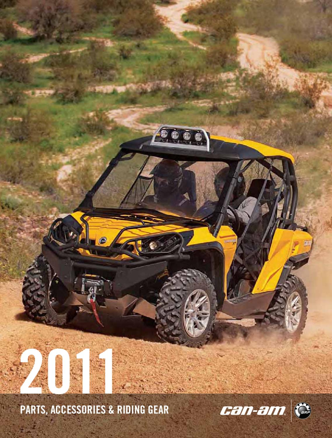 2008-2011 Can-Am Renegade 500 ATV High Performance Sealed Battery