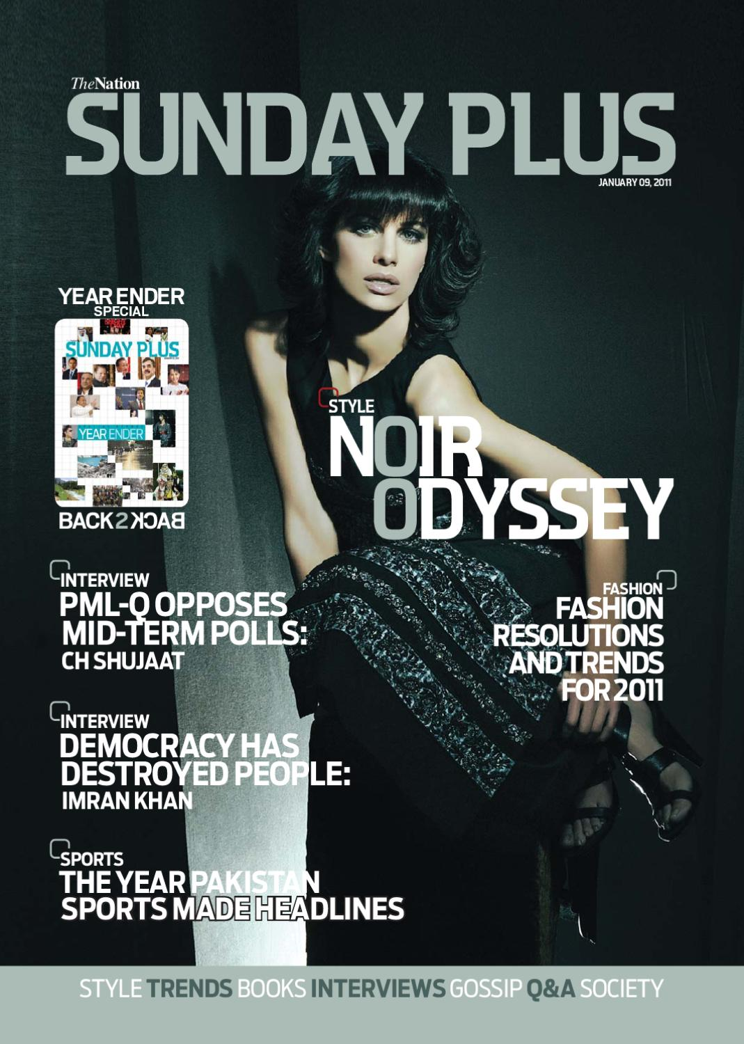 Sunday Plus by The Nation