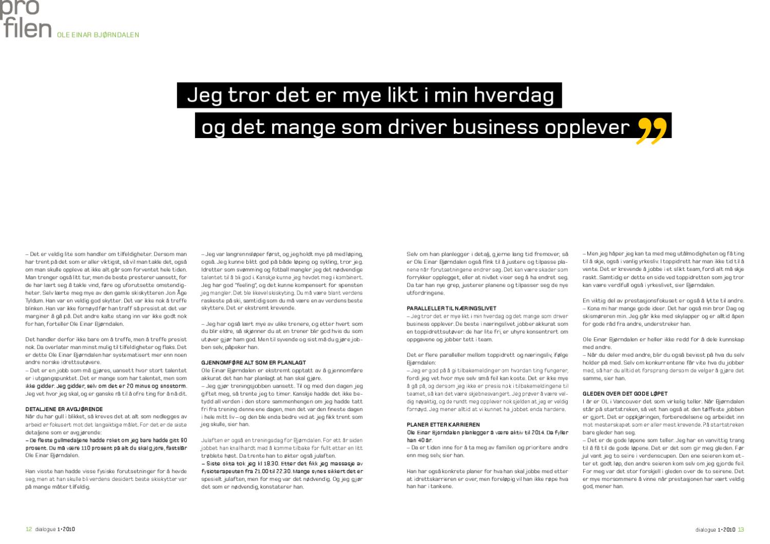 1faa9d95 12010 by Posten Norge AS - issuu