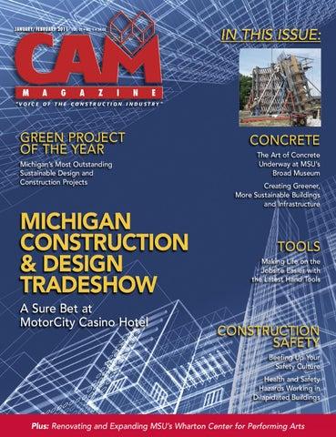 January February 2011 CAM Magazine by Construction