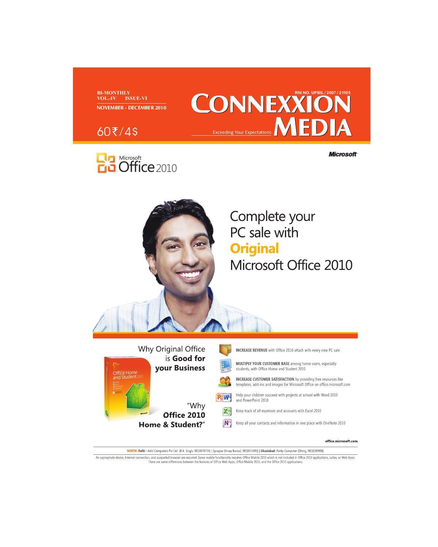 Connexxion media dec by paramjeet singh issuu