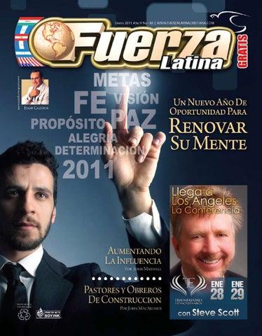 Fuerza Latina 92 By Fuerza Latina Revista Issuu