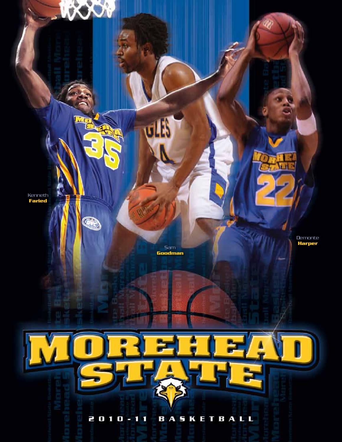 2010-11 Morehead State Men's Basketball Guide by Drew ...