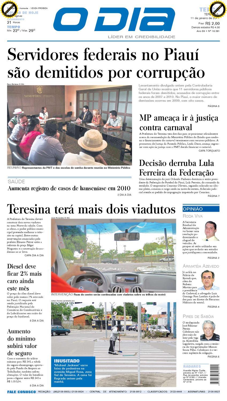 Jornal O DIA by Jornal O Dia - issuu 5442ffcf48