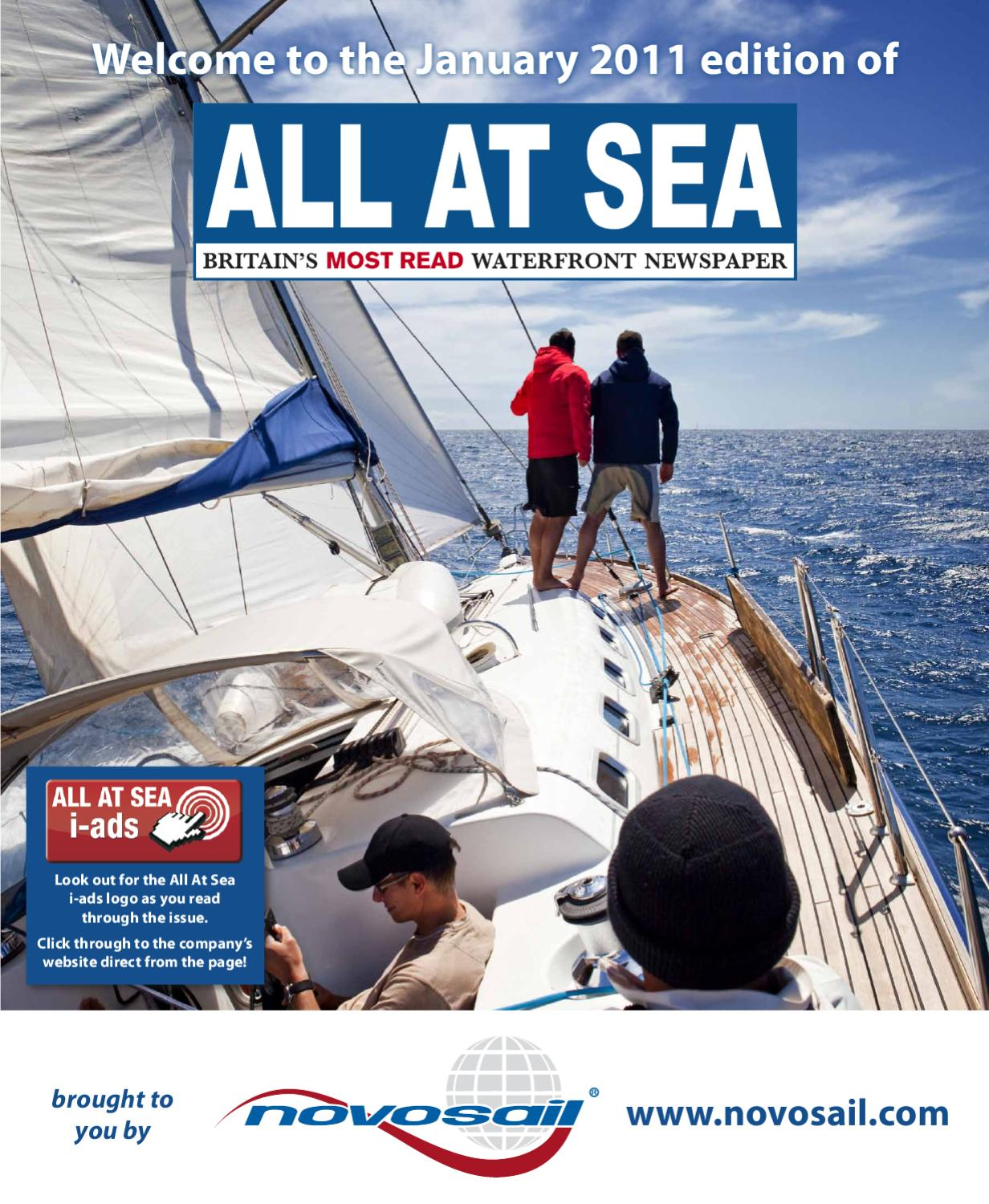All At Sea January 2011 By Issuu Tracker Pontoon Boats Besides 4 Wire Trailer Wiring Harness Diagram