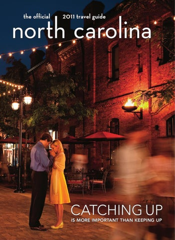 6728db9ba0 2011 Official North Carolina Travel Guide by Journal Communications ...