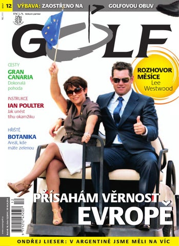 Časopis Golf 2010 12 by Golf Czech - issuu 97926c20ea