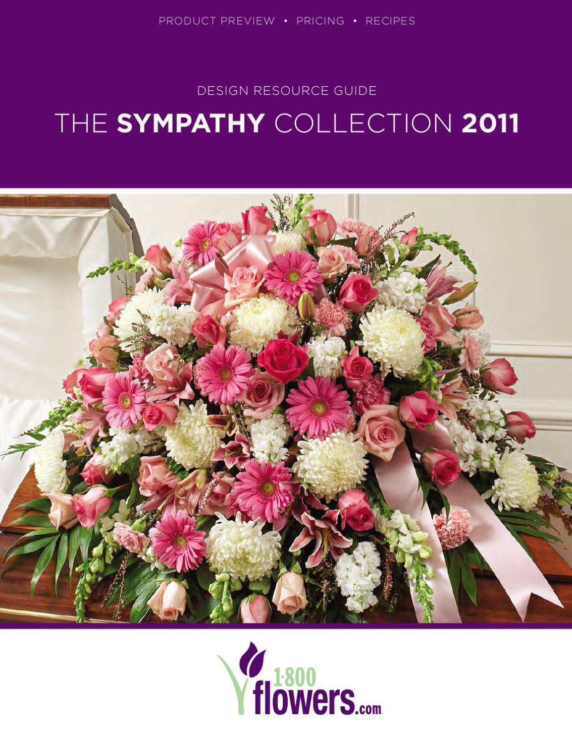 1-800-FLOWERS.COM Sympathy Collection 2011 by BloomNet - issuu