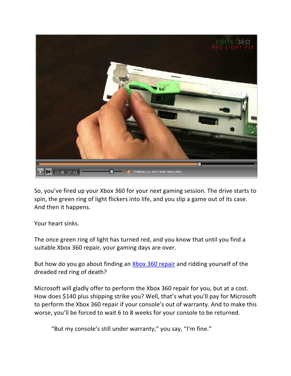 How to pack your xbox console, kinect sensor or xbox accessory for.