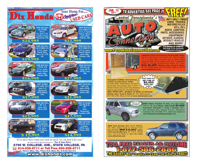 06-09 10 Ford Explorer Mercury Mountaineer Window Motor RR Passengers Side OEM
