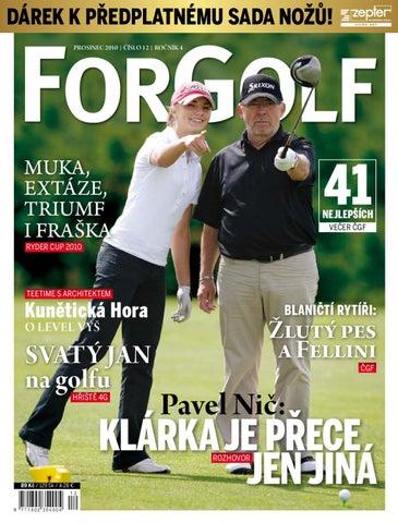 22473feaedae ForGolf 2011 5 by Golf Czech - issuu