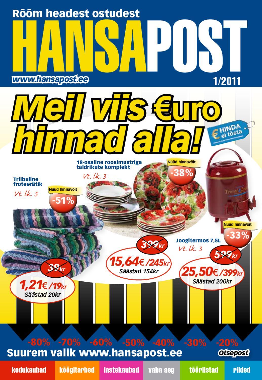 af9feba7e91 Hansapost by Hansapost OY - issuu