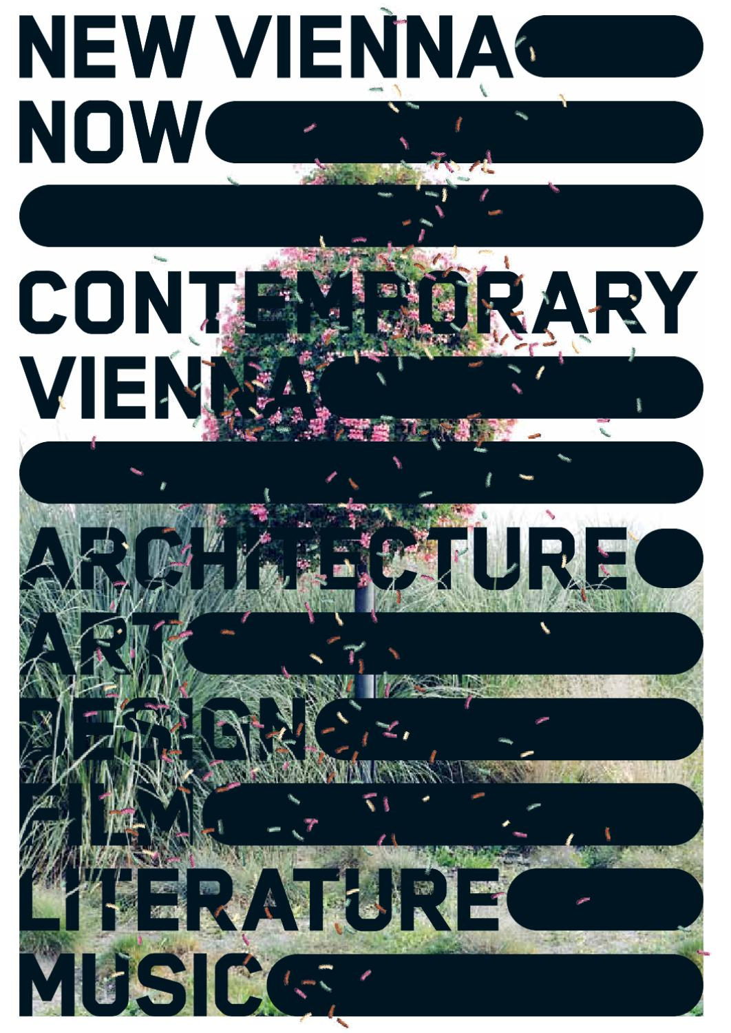 NEW VIENNA NOW/CONTEMPORARY VIENNA by Wirtschaftsagentur Wien,  Kreativzentrum departure - issuu
