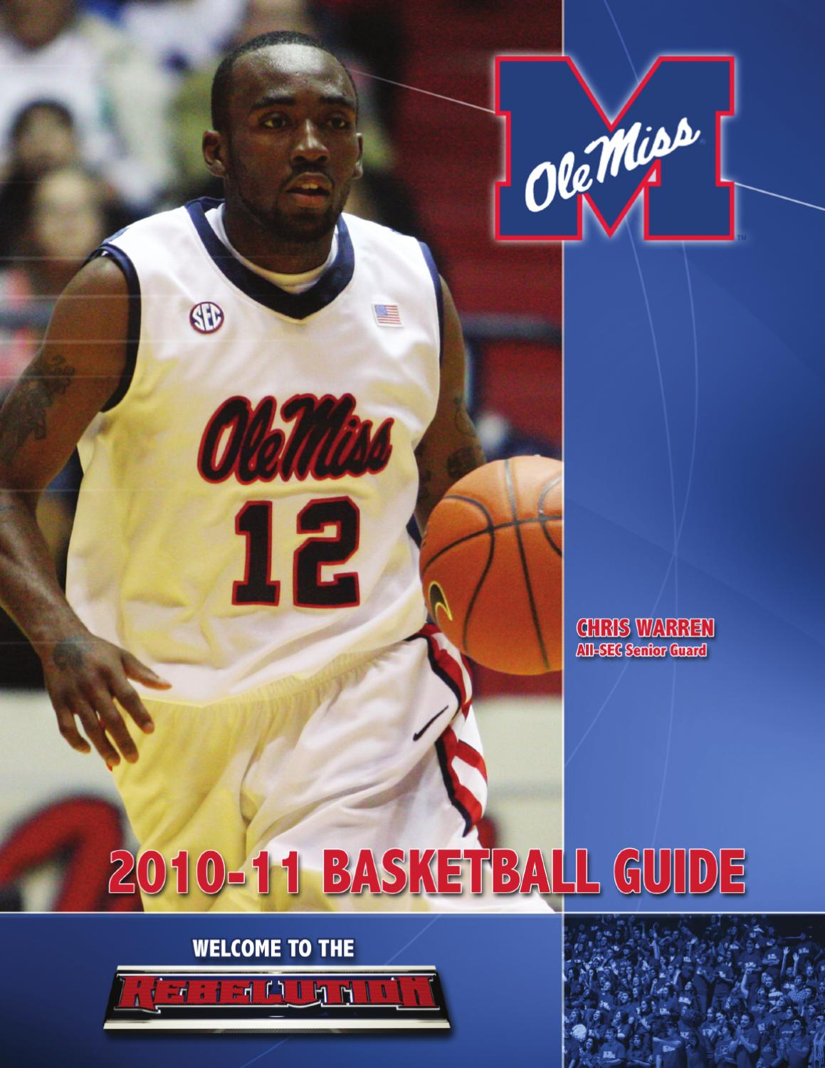 2017-18 Ole Miss Men's Basketball Media Guide by Ole Miss Athletics - issuu