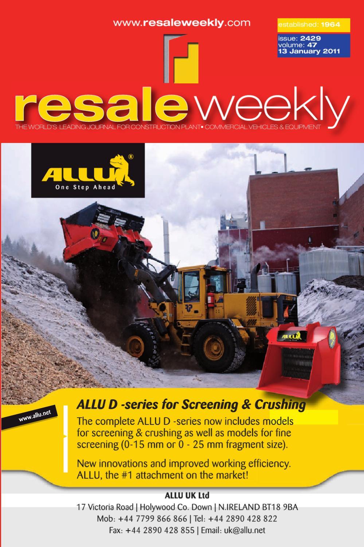 Resale weekly 2436 by resale weekly issuu resale weekly 2429 fandeluxe Gallery