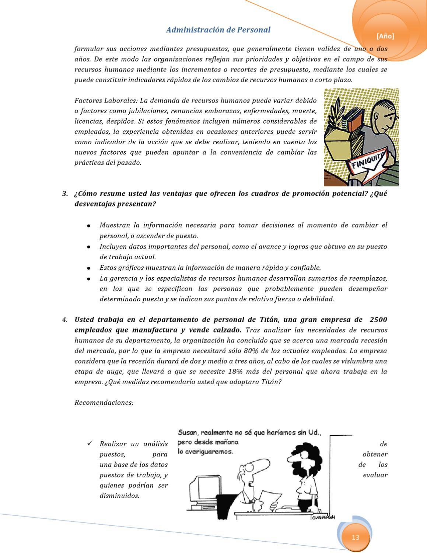 Administración de los Recursos Humanos by Administración Personal ...