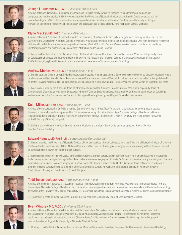 BryanLGH Heart Institute Annual Report by Bryan Health - issuu