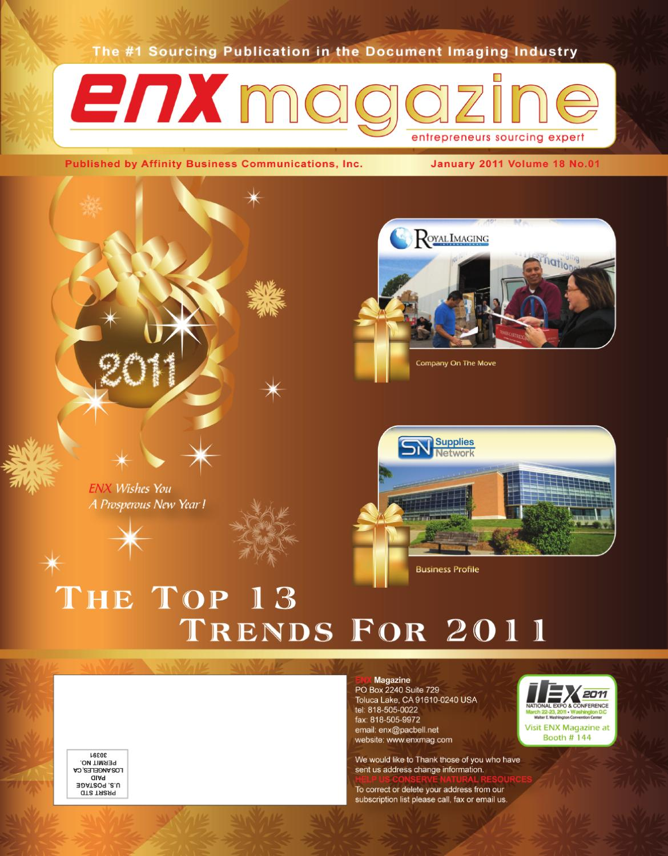 Enx magazine jan 2011 issue by enx magazine issuu fandeluxe Gallery