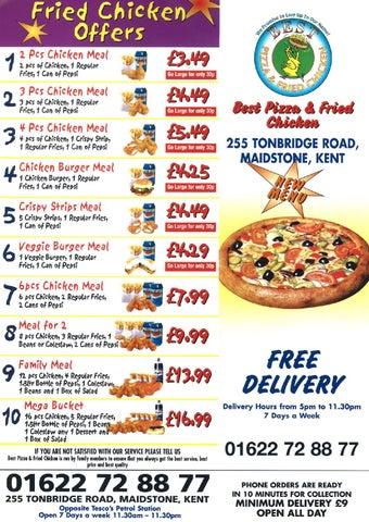 Pimmy'z Pizza Maidstone
