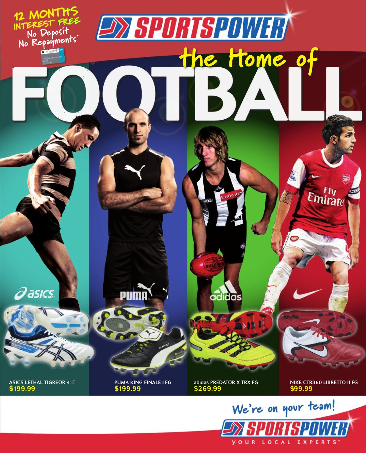 Home of Football by Sports Power issuu