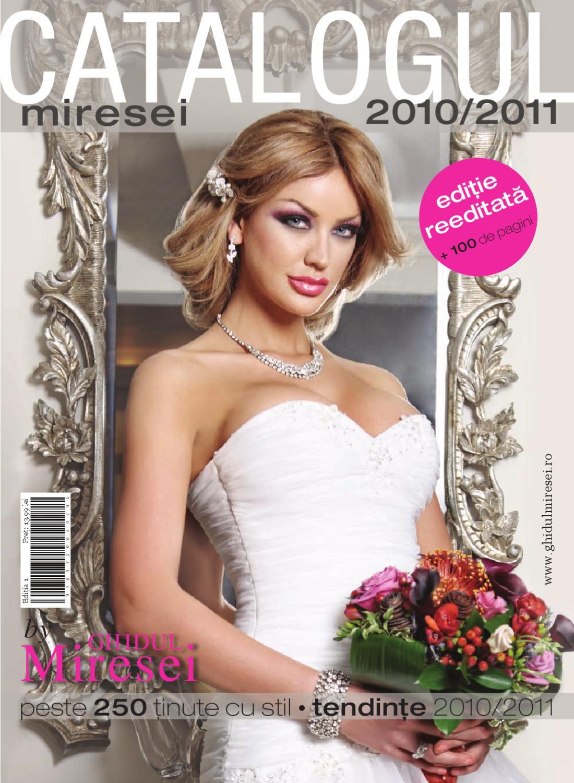 100% calitate superioară preț redus produs nou Catalogul Miresei - editia 1 reeditata by Ghidul Miresei - issuu