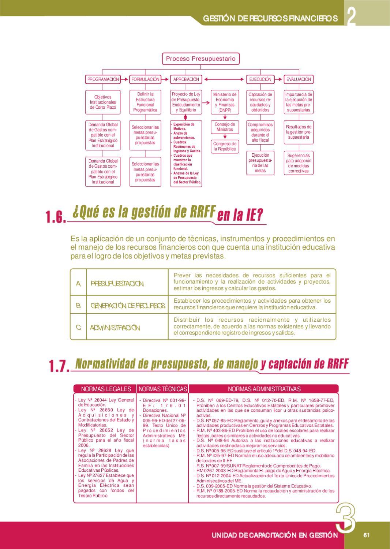 Módulo 3 Recursos Humanos Y Financieros By Ucg Perú Issuu