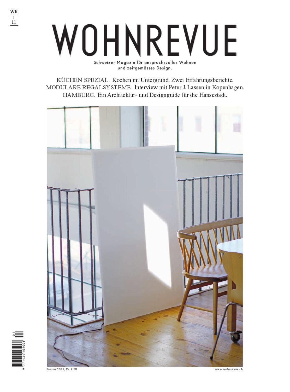 Wohnrevue 01 2011 By Boll Verlag   Issuu