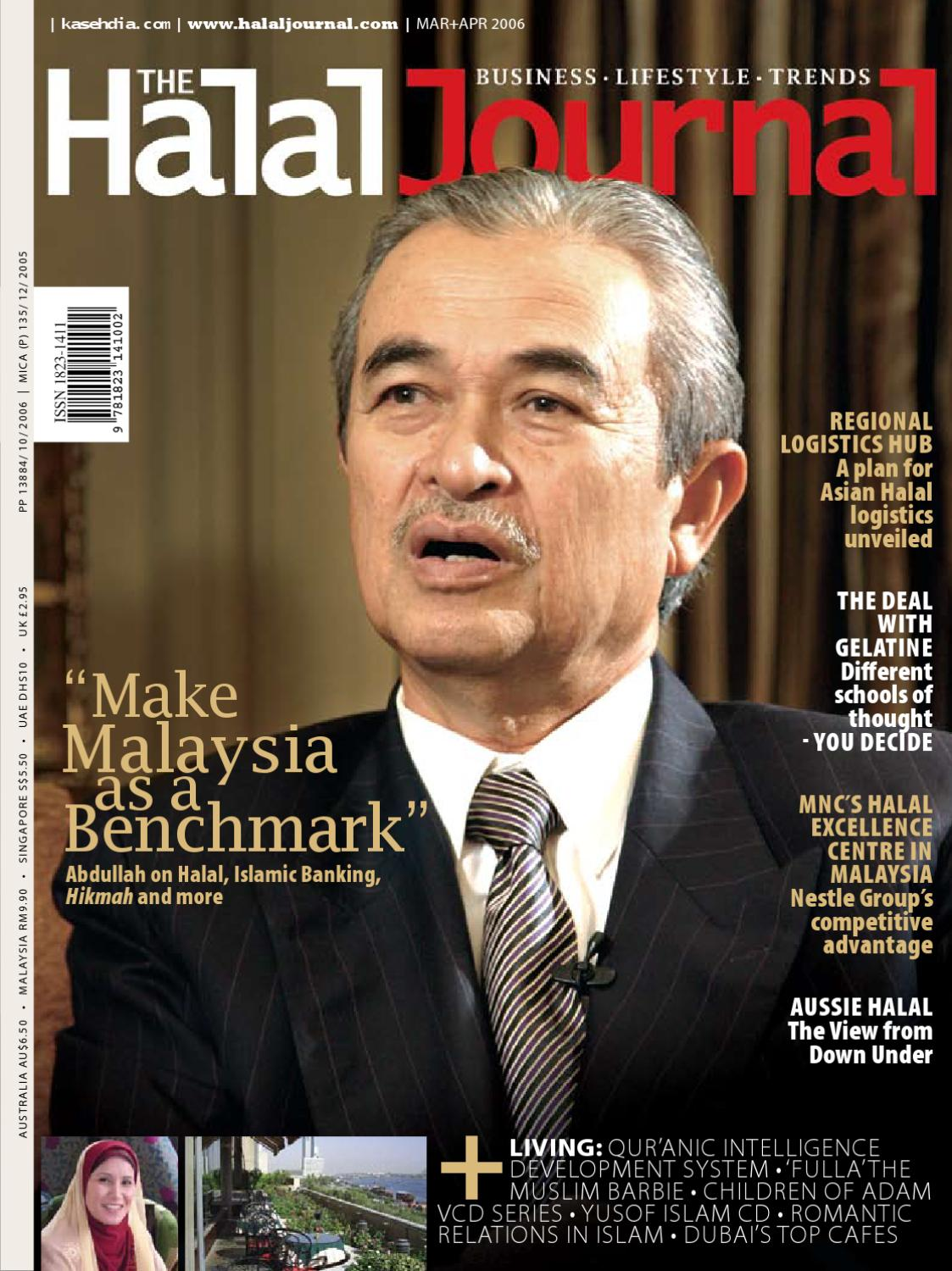 The Halal Journal Jan Feb 2011 By Issuu Tcash Puasa Mao Pie Face Showdown March April 2006