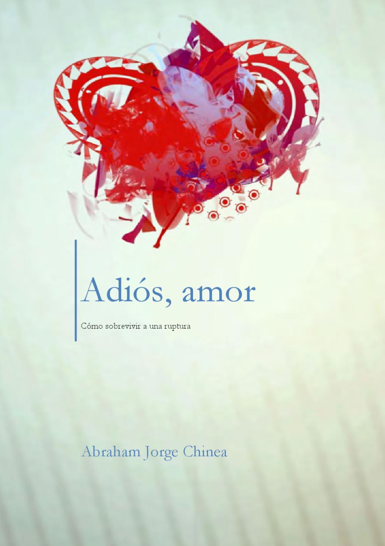 Adiós, amor by Morlock Zernebock - issuu
