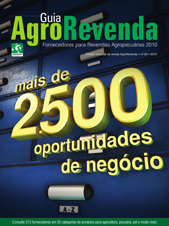 Revista AgroRevenda - Edição 30 by Agatha Cristini Sanvidor