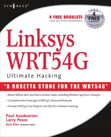 linksys wrt54g ultimate hacking by xavier nadal issuu rh issuu com