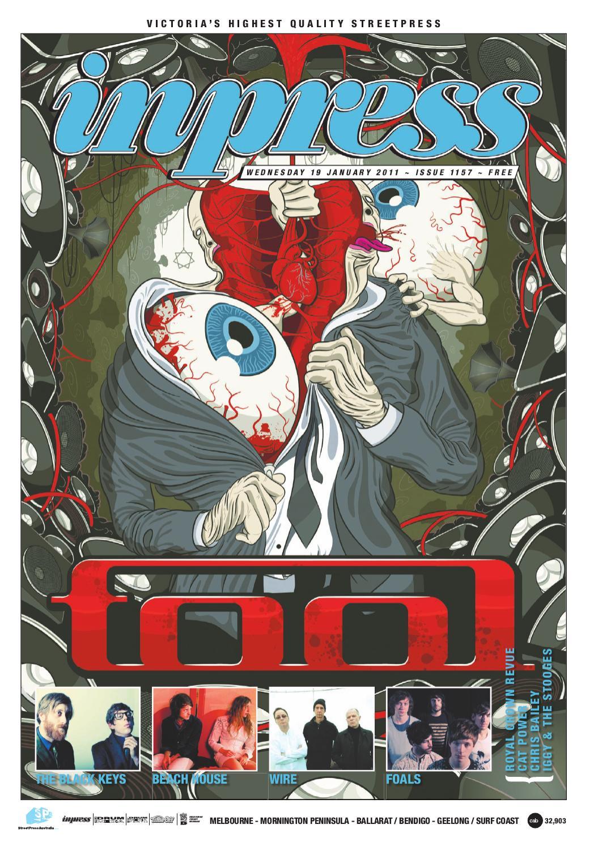 Inpress Issue  1157 by TheMusic.com.au - issuu caf54b267ec4b