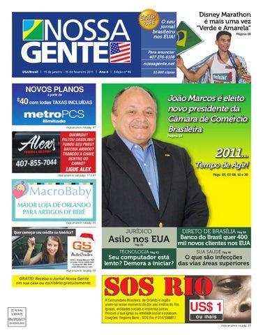 f51307fc45 Nossa Gente 46 by Nossa Gente - issuu