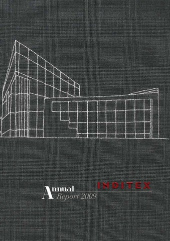e742c18967 Annual Report Inditex 2009 by passion desire - issuu