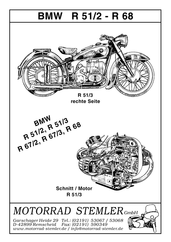 67//3 BMW Ersatzteil neu 67//2 51 //3 //2 67 Liste Ersatzteilkatalog f R 51//3
