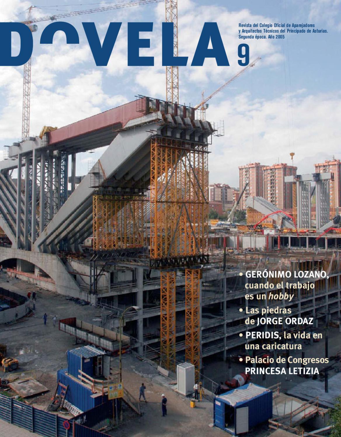 Dovela 9 by Colegio de Aparejadores y Arquitectos Técnicos del ...