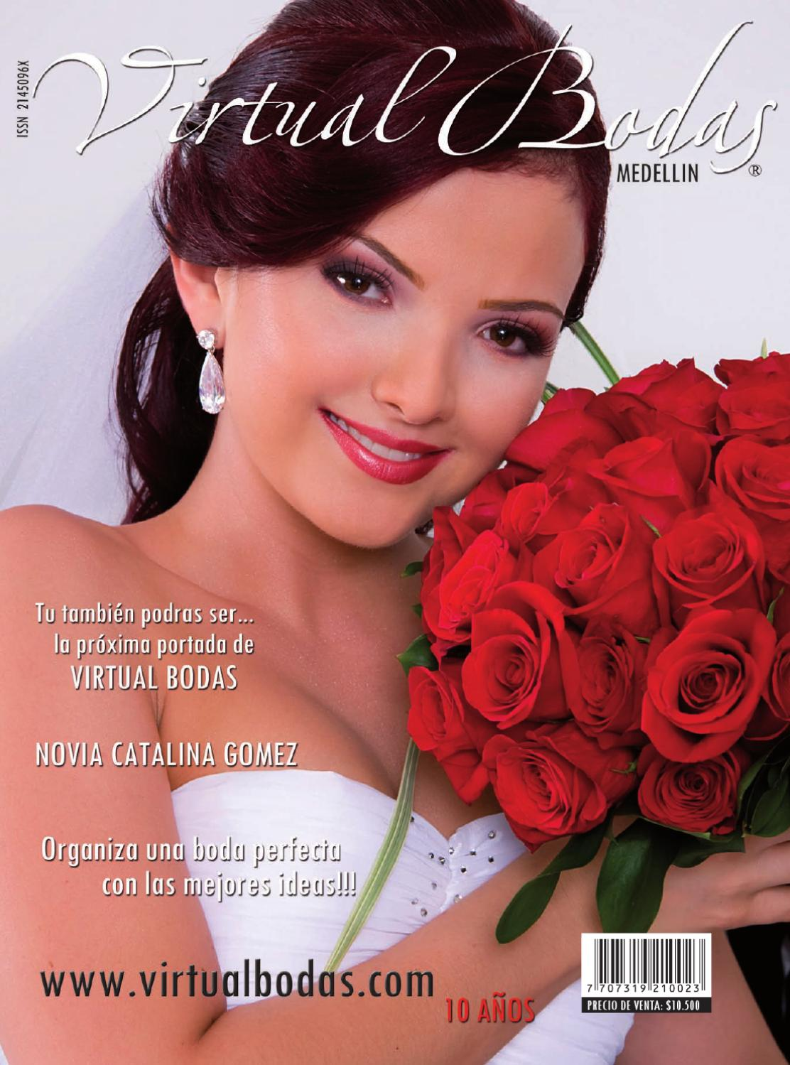 Revista Virtual Bodas by paula jaramillo - issuu