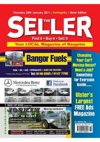 1cdbc08e55 The Seller NI Issue 14 by IDS Media Group Ltd - issuu