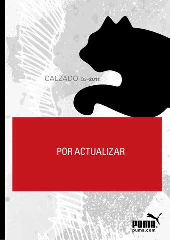 Puma Calzado Invierno 2011 by Grupo Coas Sport trade 94941d824