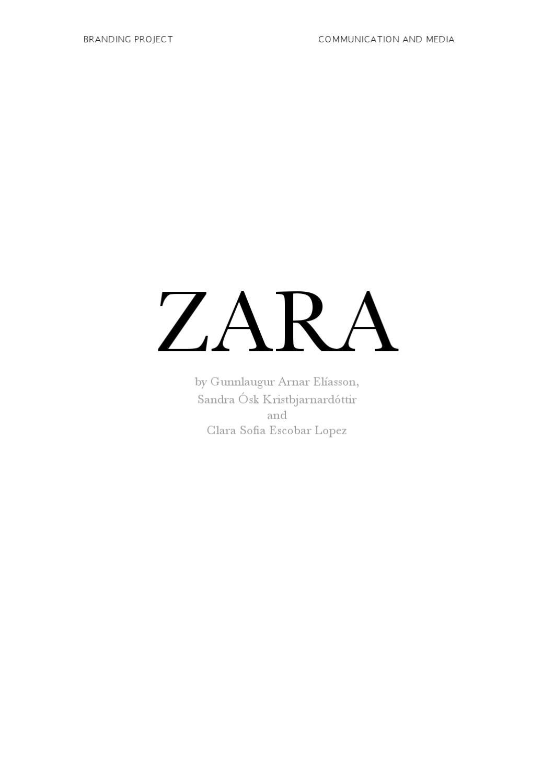 Zara by sandra kristbjarnard ttir issuu - Zara home coruna ...