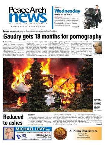 Wed january 19 2011 pan by peace arch news issuu page 1 sciox Choice Image