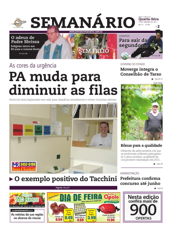 0994934c2 19 01 2011 - JORNAL SEMANÁRIO by jornal semanario - issuu
