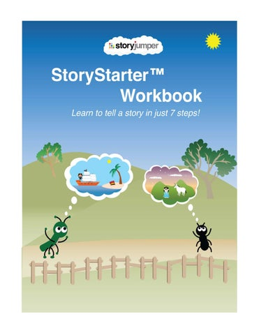 storystarter storyjumper by rockfield elementary issuu