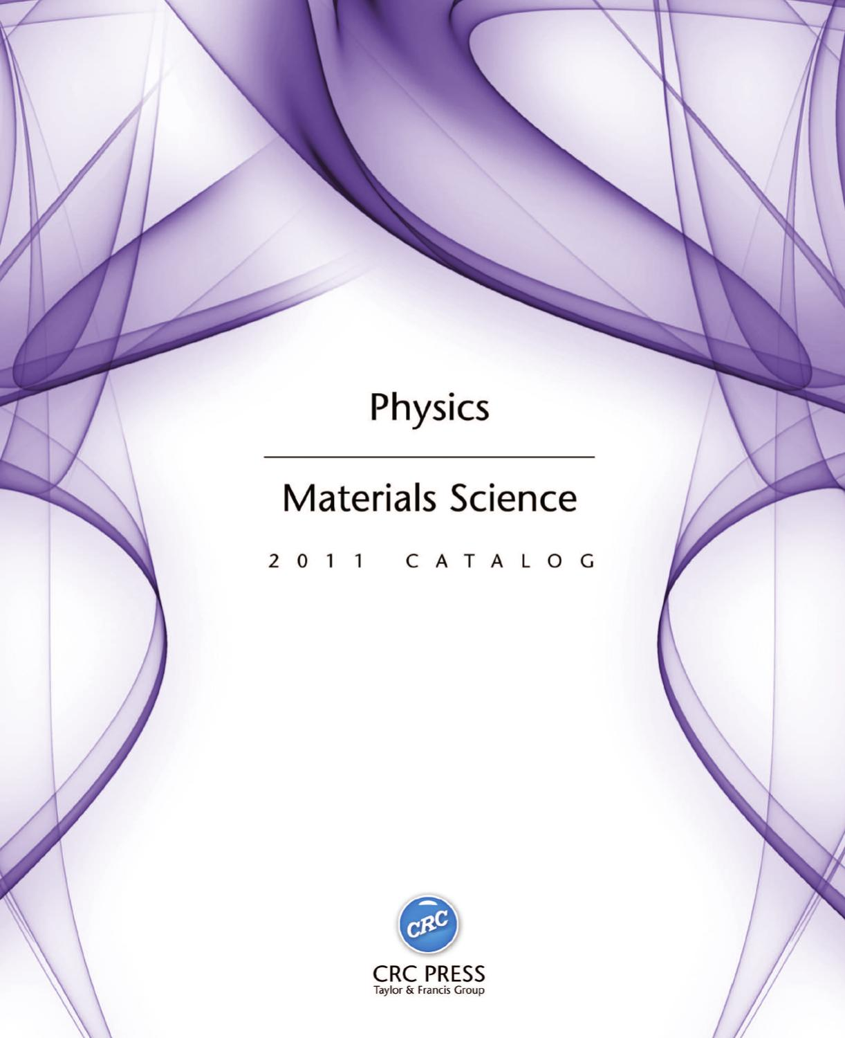 Physics Materials Science By Crc Press Issuu History And Evolution Of Integrated Circuits Vlsi Encyclopedia
