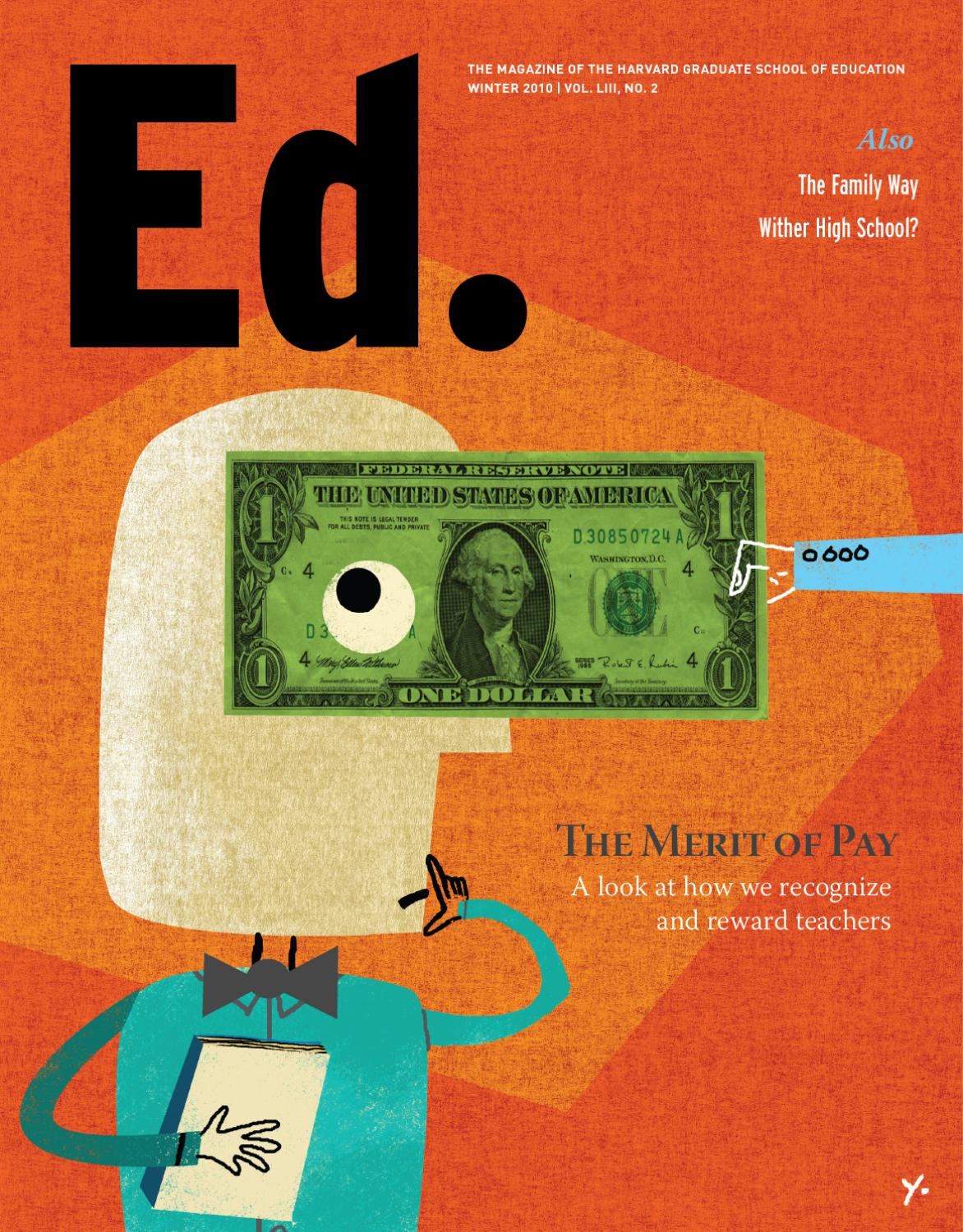 Ed. Magazine, Winter 2010